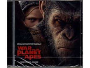 war for the planet of the apes soundtrack cd michael giacchino