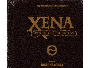 xena warrior princess 20th anniversary anthology joseph loduca