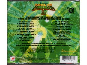 kung fu panda 3 soundtrack hans zimmer