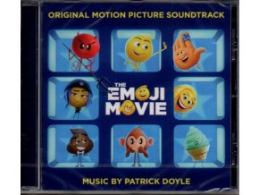 emoji movie soundtrack patrick doyle