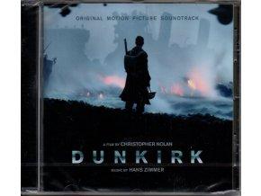 dunkirk soundtrack cd hans zimmer