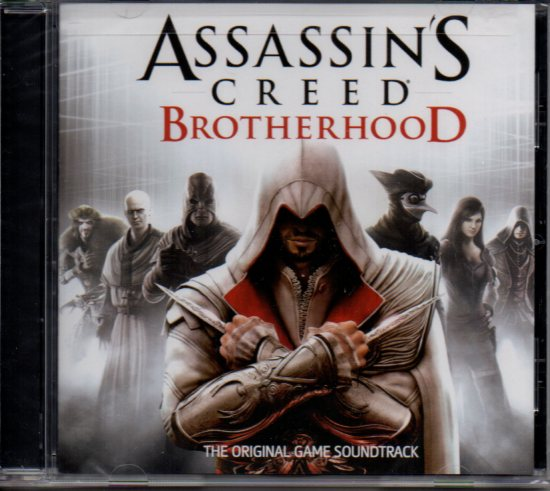 Assassins Creed: Brotherhood soundtrack