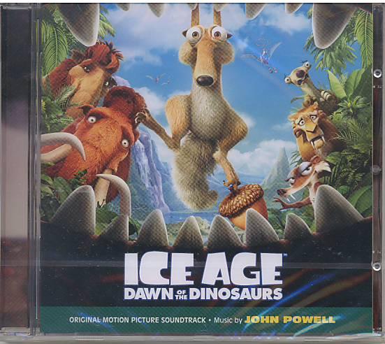 Doba ledová 3: Úsvit dinosaurů (soundtrack) Ice Age: Dawn of the Dinosaurs