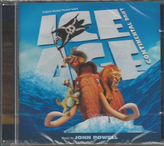Doba ledová 4: Země v pohybu (soundtrack) Ice Age: Continental Drift