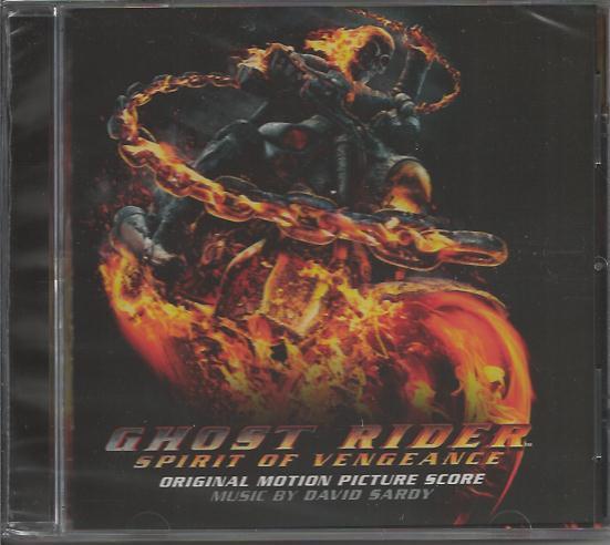 Ghost Rider 2 (soundtrack) Ghost Rider: Spirit of Vengeance