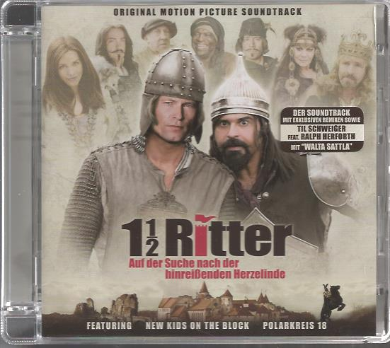 Jeden a půl rytíře (soundtrack) 1 1/2 Ritter: Auf der Suche nach der hinreissenden Herzelinde - 1 1/2 Knights: In Search of the Ravishing Princess…