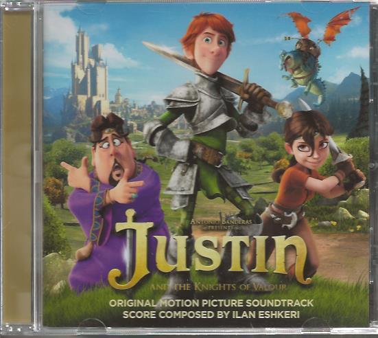 Justin: Jak se stát rytířem (soundtrack) Justin and the Knights of Valour