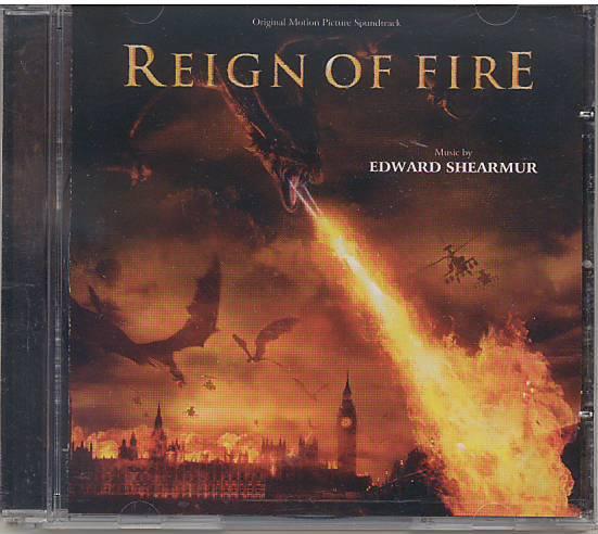 Království ohně (soundtrack) Reign of Fire