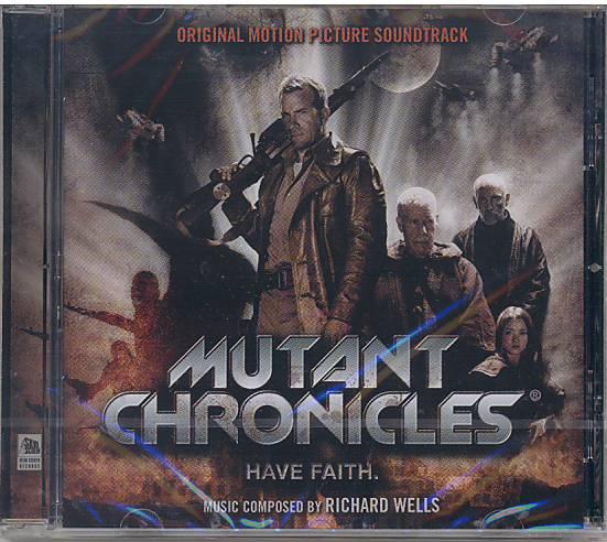Kronika mutantů (soundtrack) The Mutant Chronicles