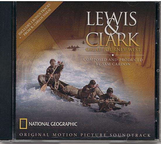 Lewis & Clark: Great Journey West soundtrack