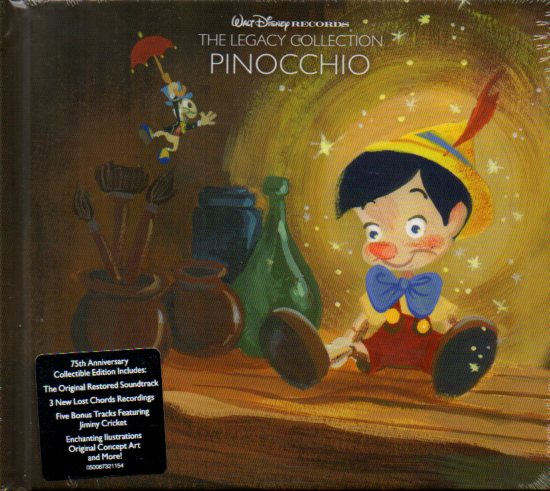 Pinocchio: The Legacy Collection