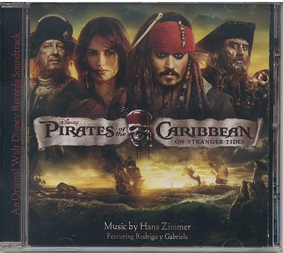 Piráti z Karibiku: Na vlnách podivna (soundtrack) Pirates of the Caribbean: On Stranger Tides