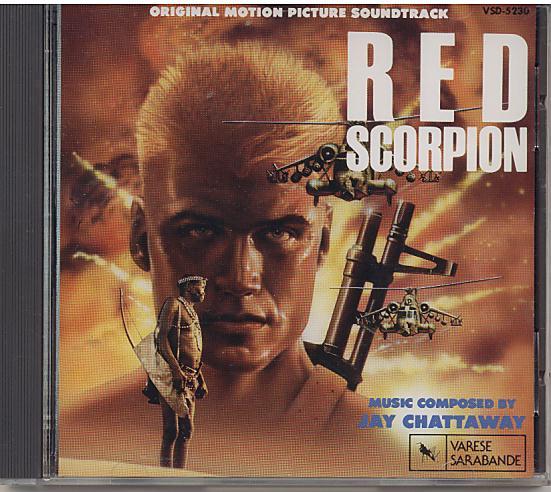 Rudý škorpion (soundtrack) Red Scorpion