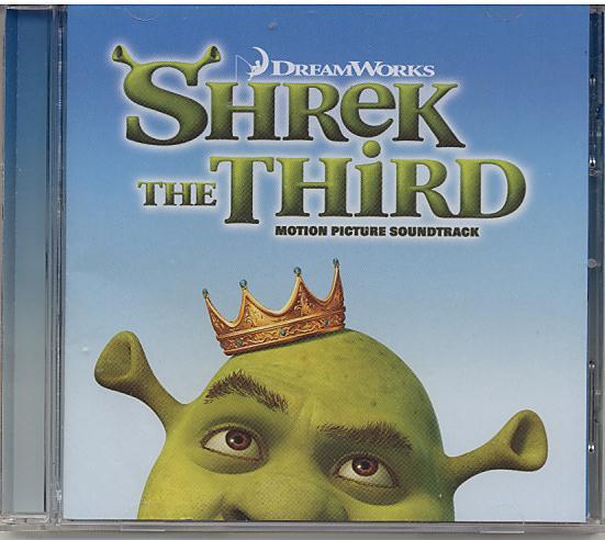 Shrek Třetí (soundtrack) Shrek the Third