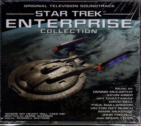Star Trek Enterprise Collection soundtrack