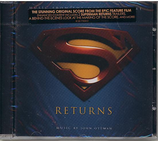 Superman se vrací (soundtrack) Superman Returns