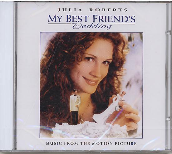 Svatba mého nejlepšího přítele (soundtrack) My Best Friends Wedding