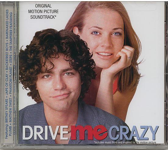Šílená jízda (soundtrack) Drive Me Crazy