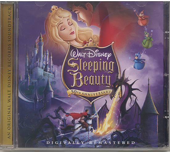 Šípková Růženka (soundtrack) Sleeping Beauty