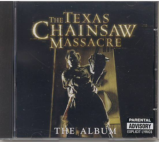 Texaský masakr motorovou pilou (soundtrack) The Texas Chainsaw Massacre