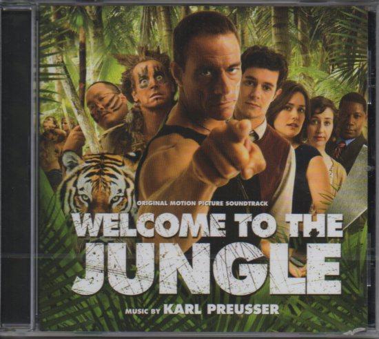 Vítejte v džungli (soundtrack) Welcome to the Jungle