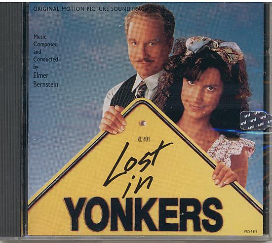 Ztraceni navždy (soundtrack) Lost in Yonkers