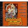 cd pohádkové písničky 4