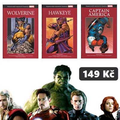 Hrdinové Marvelu