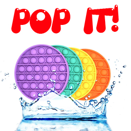 POP IT - Antistresová hračka