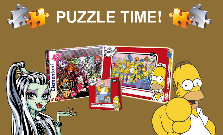 Puzzle time!
