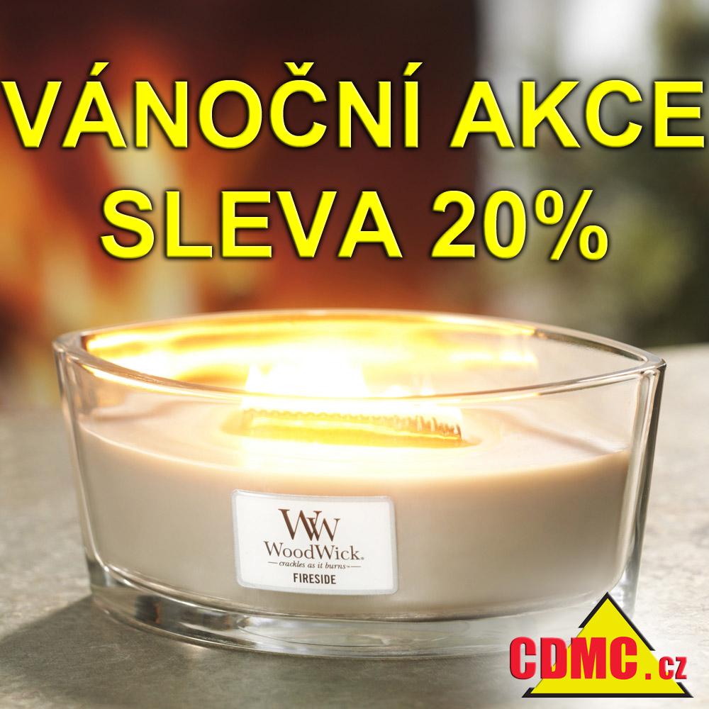 Svíčky - sleva 20%