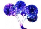 Balónky svítící LED