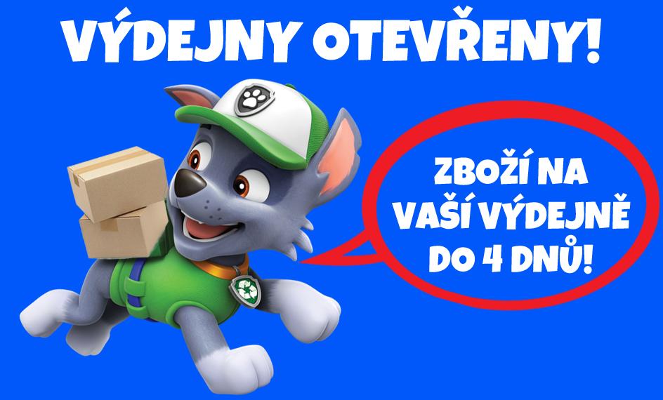VÝDEJNY NOVÁ FB