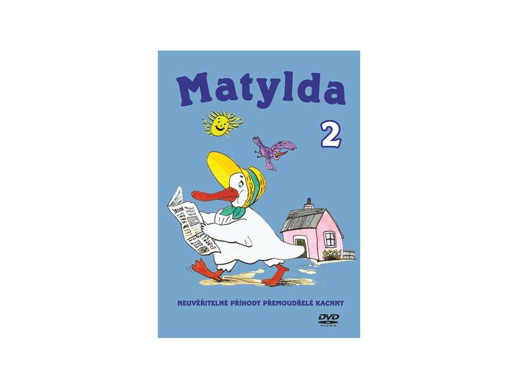 Matylda 2 DVD
