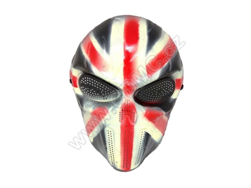 CDMC Maska Velká - D