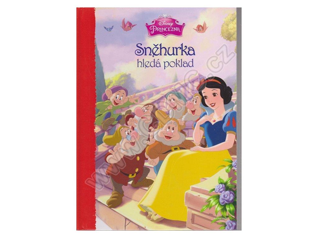 Disney princezna Sněhurka hledá poklad