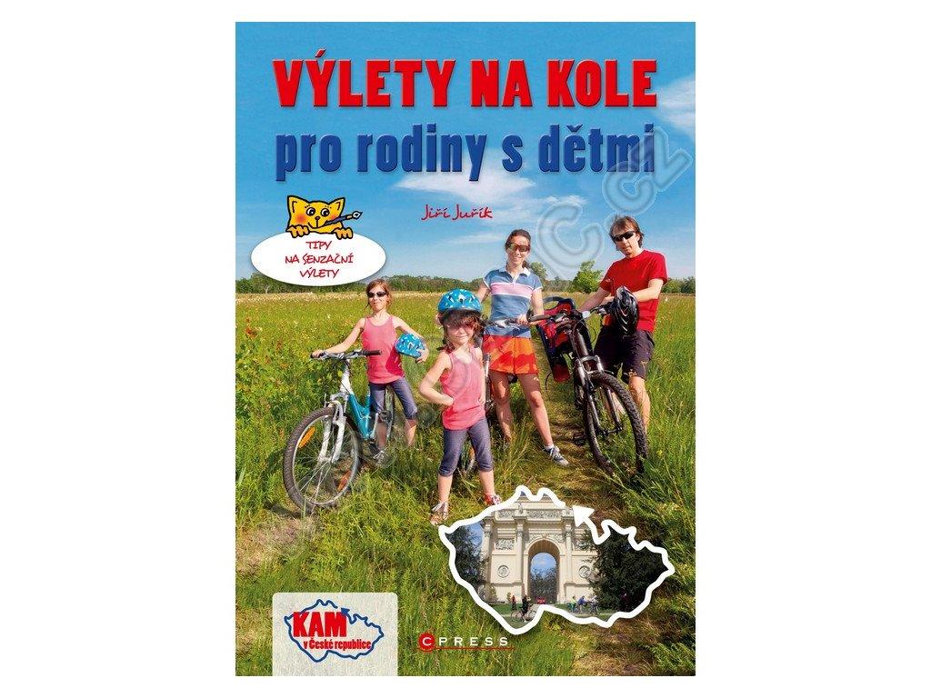 Výlety na kole pro rodiny s dětmi - Jiří Juřík