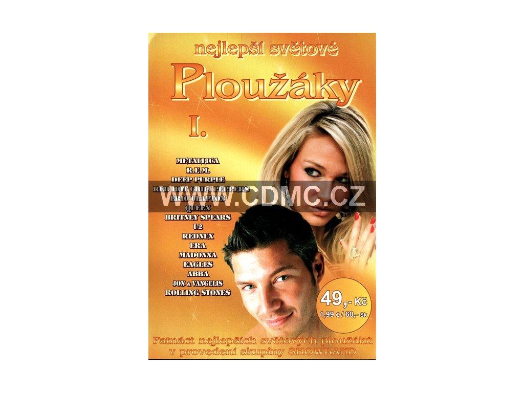 CD - Nejlepší světové ploužáky I. (pošetka)