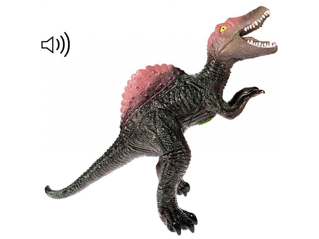 Spinosaurus se zvukem 38,5 cm (0455)