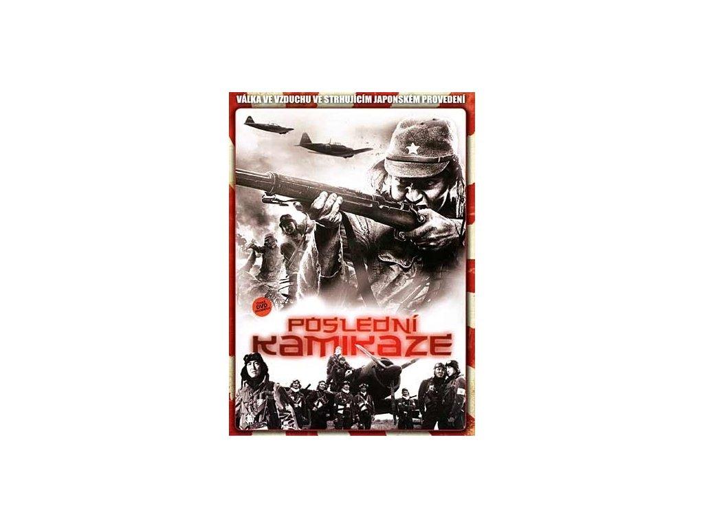 Poslední kamikaze DVD
