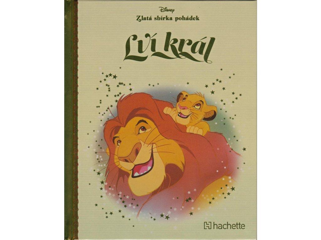 (001) Zlatá sbírka pohádek Lví král