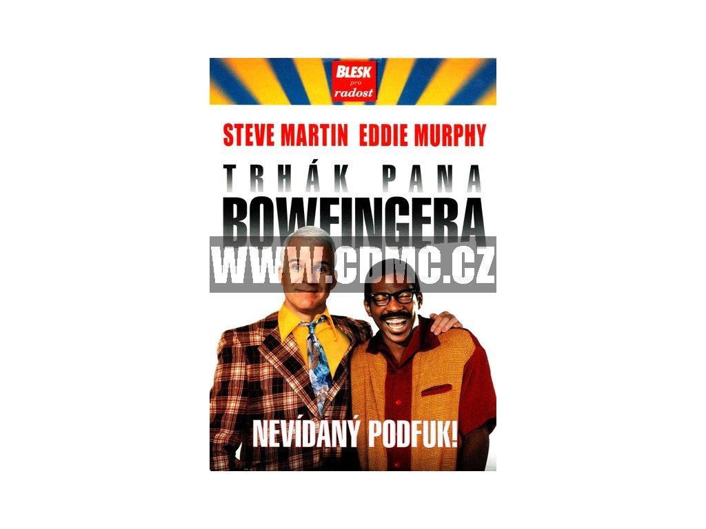 Trhák pana Bowfingera DVD papírový obal
