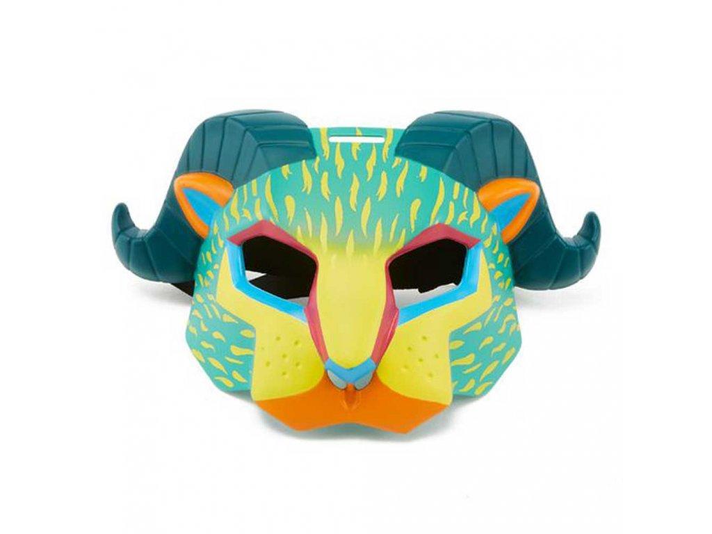 Párty maska Coco Pepita (8530)