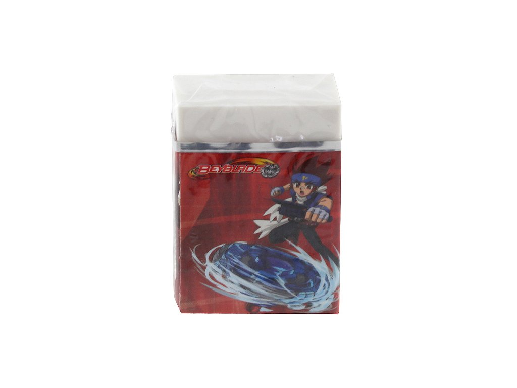 Guma Beyblade červený přebal (7179)