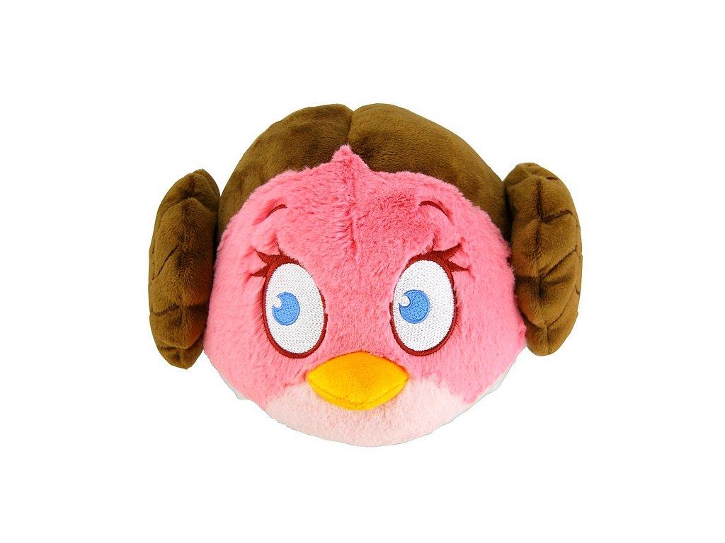 Angry Birds plyšák Star Wars Leia 12,5 cm (4866)