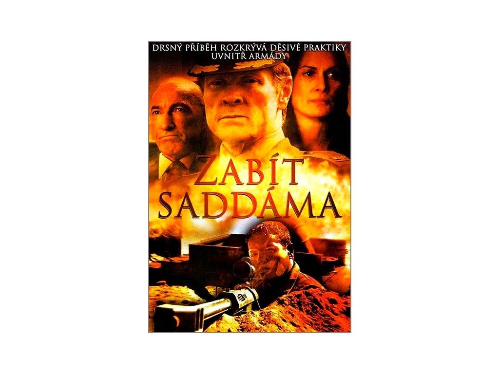 Zabít Saddáma DVD slimbox