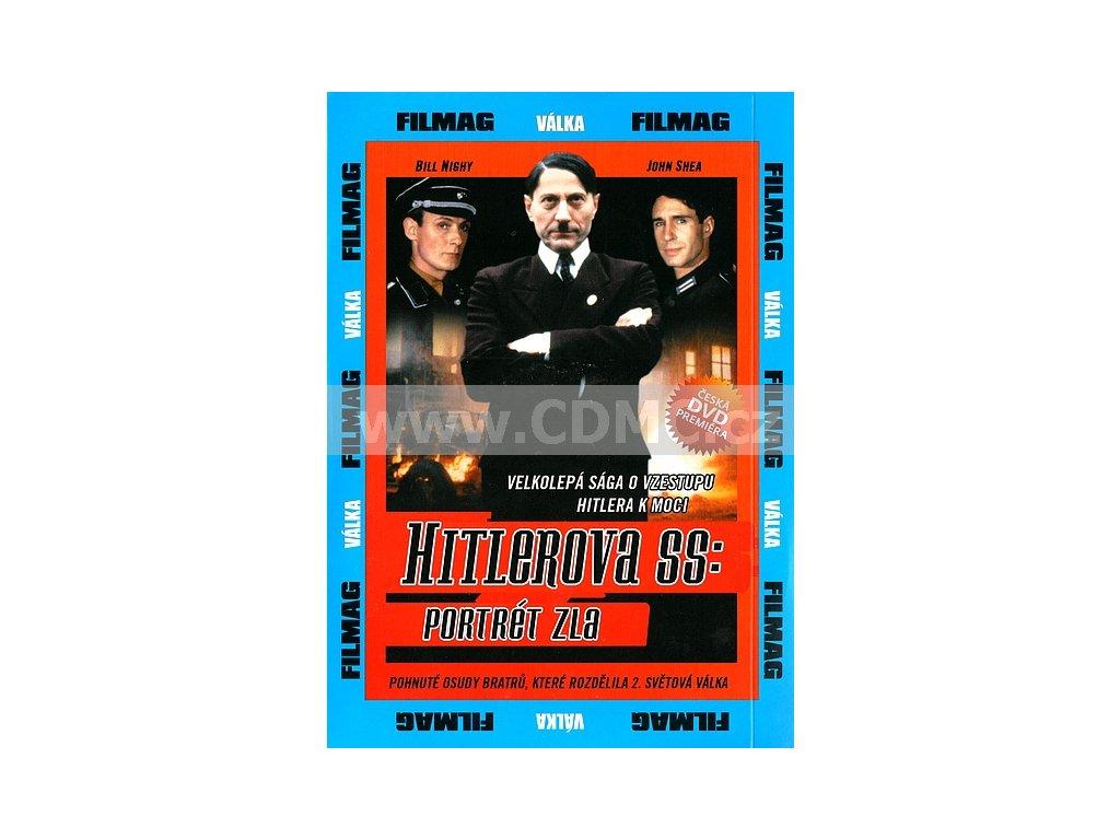 Hitlerova SS: Portrét zla DVD papírový obal