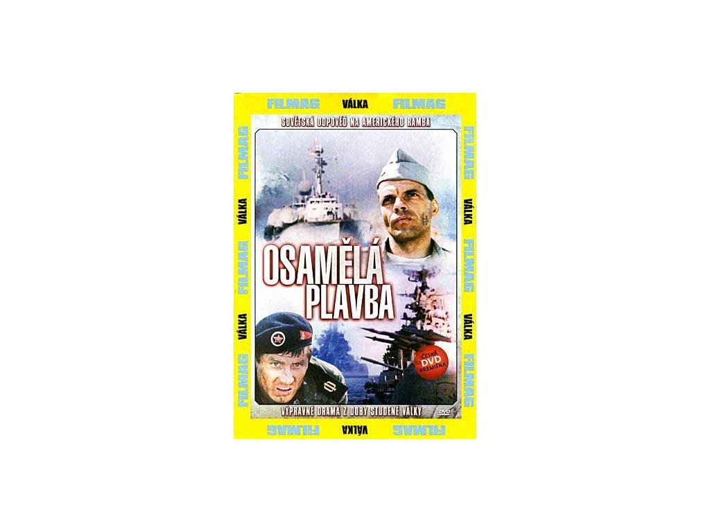 Osamělá plavba DVD papírový obal