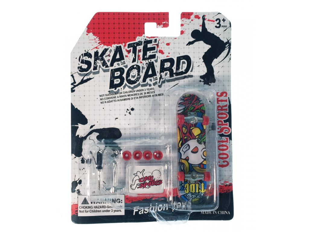 Finger Skateboard 96 mm (5631B)