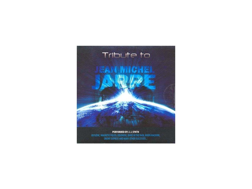 CD - Jean Michel Jarre: Tribute to (3338)